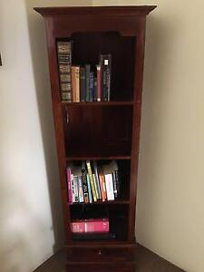 BARGAIN - Rustic Timber Bookcase Bundall Gold Coast City Preview