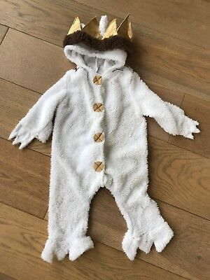 Max Where The Wild Things Are Costume 1st Birthday Wild One 12-18 Months