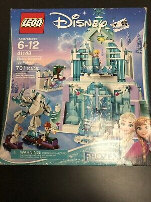 Lego Disney Frozen Princess Elsa's Magical Ice Palace 41148