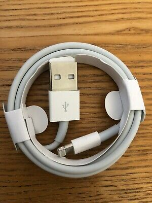 Genuine iPhone Charger Lightning Cable Sync USB Lead 1M 11 XR XS X 8 7 6S 6 5S 5