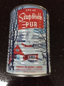 Award winning Maple Syrup from Quebec