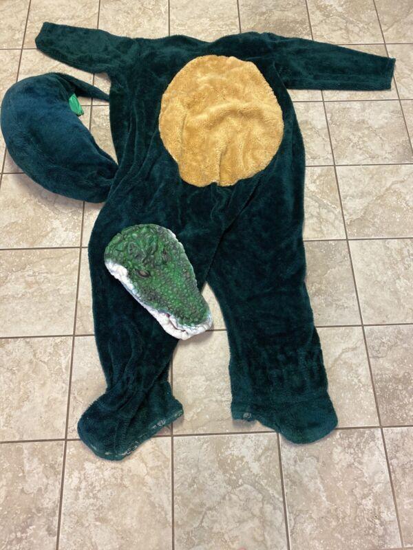 Huge Alligator Halloween Costume With Hat