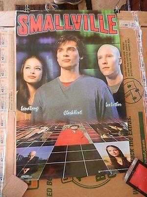 "Smallville Movie Poster Print Clark Kent Lois Lang, Lex Luthor 22.5"" x 35"""