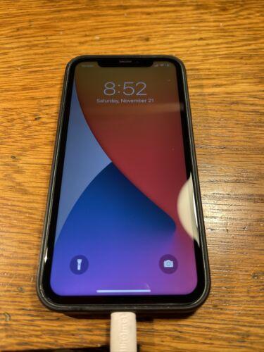 Apple IPhone 11 - 64GB - Purple Verizon A2111 CDMA GSM  - $430.00