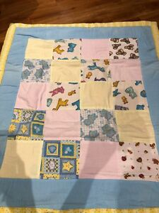 Baby quilt - hand made