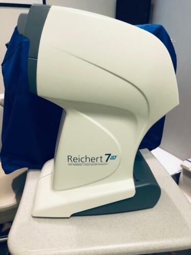 Reichert 7CR Auto-Tonometer In Excellent Condition