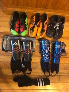 Assorted Youth Soccer Gear