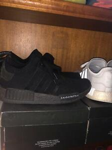 Nmd japan triple black and triple white Albanvale Brimbank Area Preview