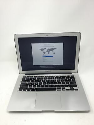 "Apple MacBook Air 2015 13"" Laptop - MJVE2LL/A BTO 2.2GHz Core i7 8GB 256GB SSD"