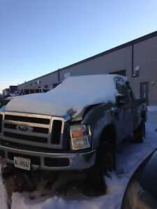 2008 Ford superduty part out