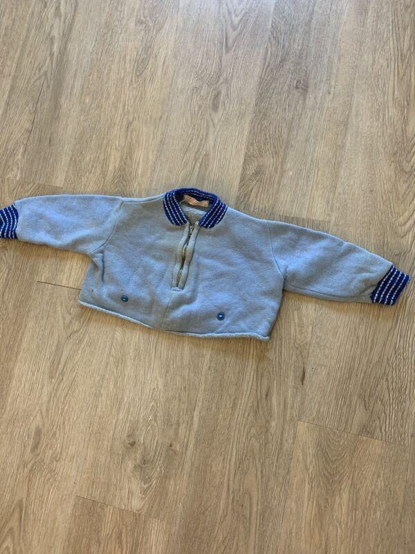 Baby 1930's Sweatshirt VINTAGE