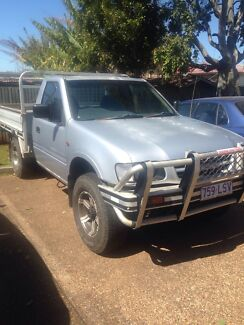 2000 Holden rodeo lx South Toowoomba Toowoomba City Preview