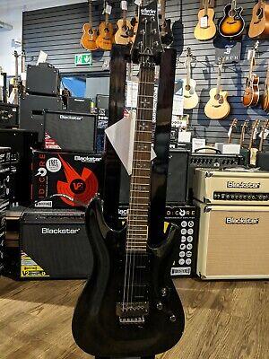 Schecter Demon FR Titanium Electric Guitar