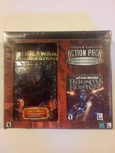 PS2 Bounty Hunter Action Pack