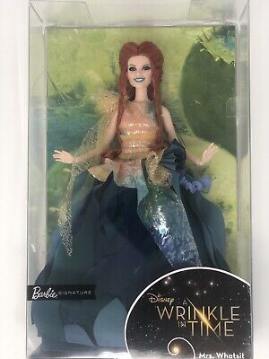 Barbie Disney A Wrinkle In Time Mrs. Whatsit Doll Reese Witherspoon