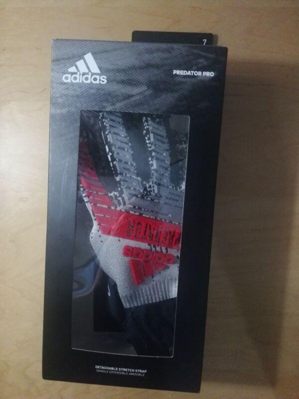 Adidas Predator Pro Goalkeeper Glove GK URG 2.0 Soccer Football Red DY2594 Size7