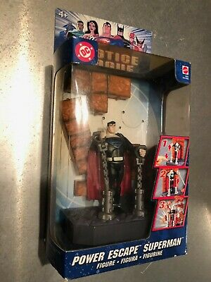 Justice League Unlimited Power Escape Superman NEW IN -