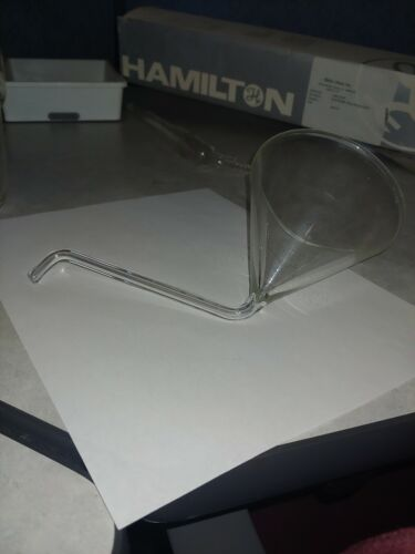 Fraction collector Funnel