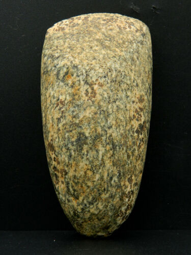 NEOLITHIC * Gneissic Diorite AXE - 125.3 mm long - SAHARA
