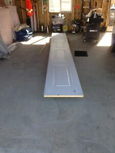Garage door panel x 1 (24 inch x 16 ft)