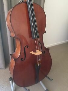 Saxon Cello (full size), c 1920