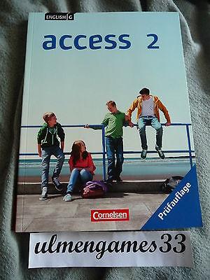 Schülerbuch wie NEU ★ English G Access 2 - 6.Klasse Gymnasium  ★