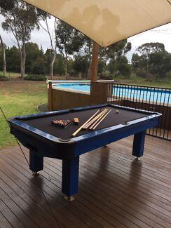 Outdoor Billiard/Pool Table