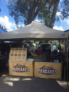 Mini pancakes business includes car Eumundi Noosa Area Preview