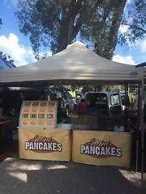 Mini pancakes business includes car Eumundi Noosa Area Preview