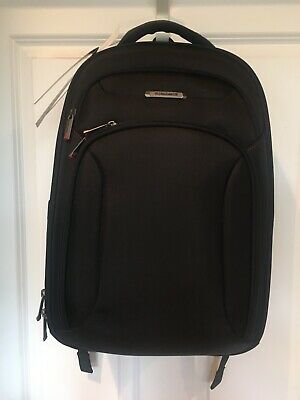 Samsonite Xenon 3.0 Backpack Business, Black - New