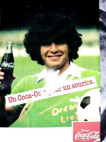 Original Signiertes Foto Diego Maradona - Argentinien, Neapel , Barcelona *RAR*