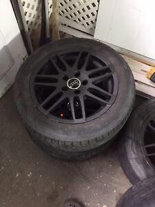 4 Mags Audi 16 pouces 5x112