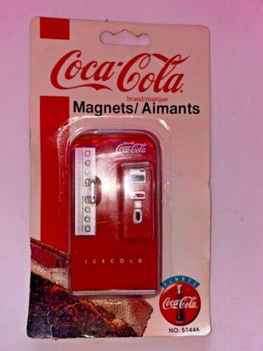 1995 Coca-Cola Refrigerator Magnet