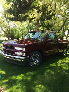 1996 Chevrolet 1500 short box