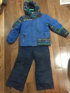 Jupa winter jacket and snow pants size 5