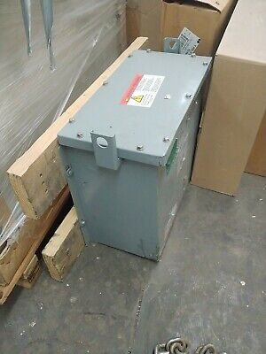 Hammond P015kbkf Transformer 15 Kva Rated 480v Input 208y120 Output 60hz