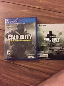 Ps4 Call of duty !!!