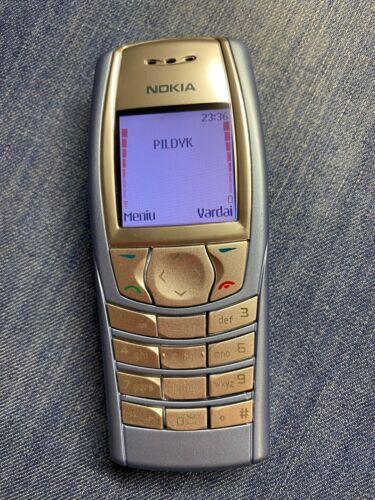 Nokia 6610 Vintage Very Rare Phone
