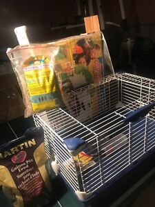 Cage for Hamster, Guinea pigs, Rabbit, Rats/mouse