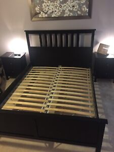 IKEA Queen Sized Bed Frame