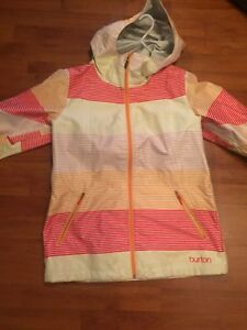Burton size large rain coat!