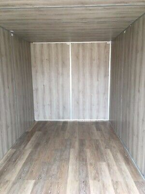 Houseofficestorage From Shipping Container - Diy - Insulated Kit To Convert