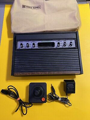 🔥 Sears Tele-Games ATARI 2600 HEAVY Sixer 6 Switch Console 🔥 RARE SUNNYVALE CA