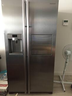 Samsung SRS683GDHLS 683L Capacity Side by Side Refrigerator