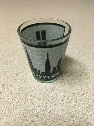 VINTAGE & RARE NEW YDIRIK NEW YORK CITY OLD SHOT GLASS