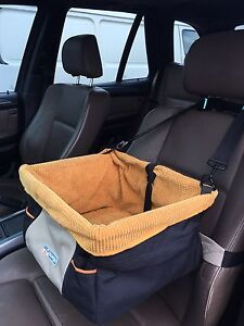 Kurgo Skybox Booster Seat New Norfolk Derwent Valley Preview