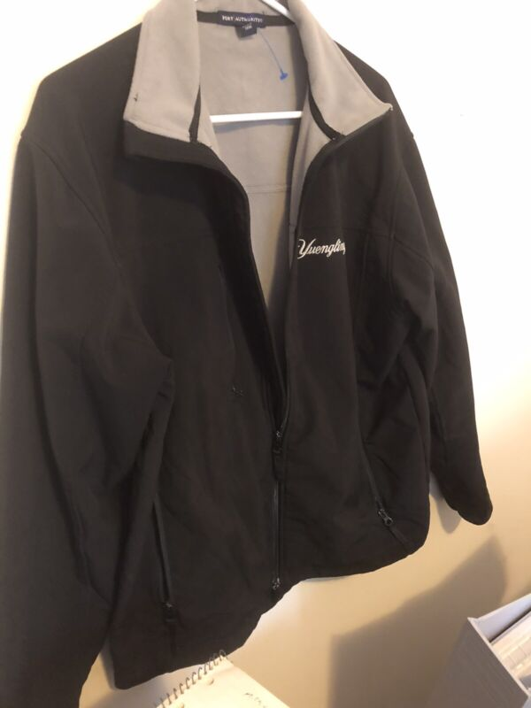 Mens Yuengling Beer Jacket Size Large By Port Authority