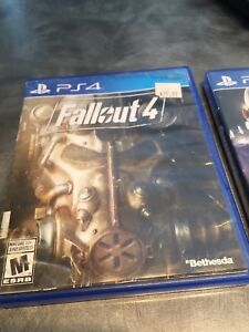 Fallout 4 and Madden 25