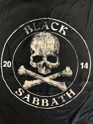 BLACK SABBATH Skull & Crossbones 2014 Tour - Skull Crossbones