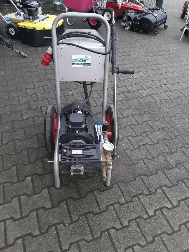 Dieker Hochdruckreiniger HD-E 25/180 Industriereiniger V2A in Löningen